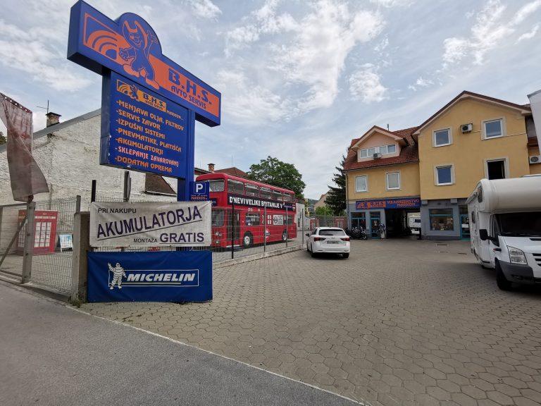 BHS Markon, Celje