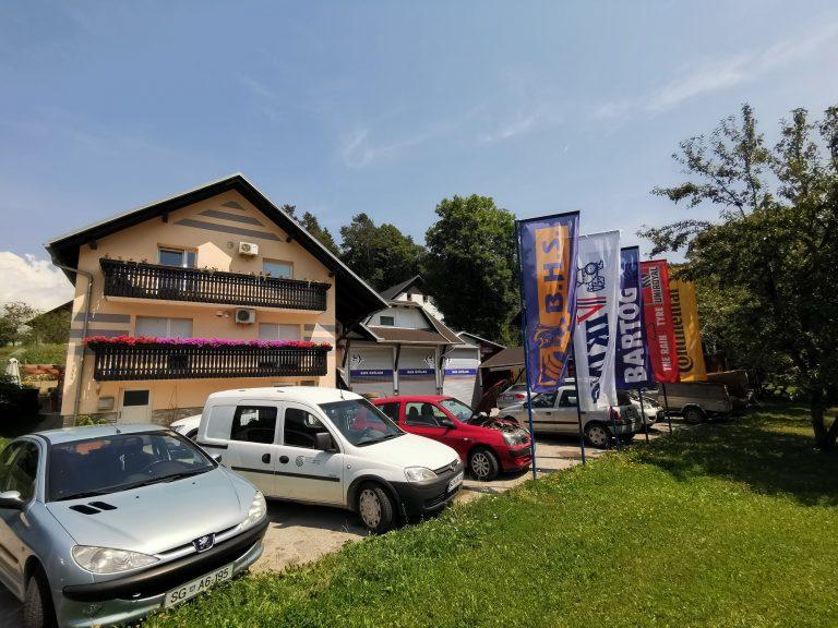 BHS Ovčjak, Slovenj Gradec